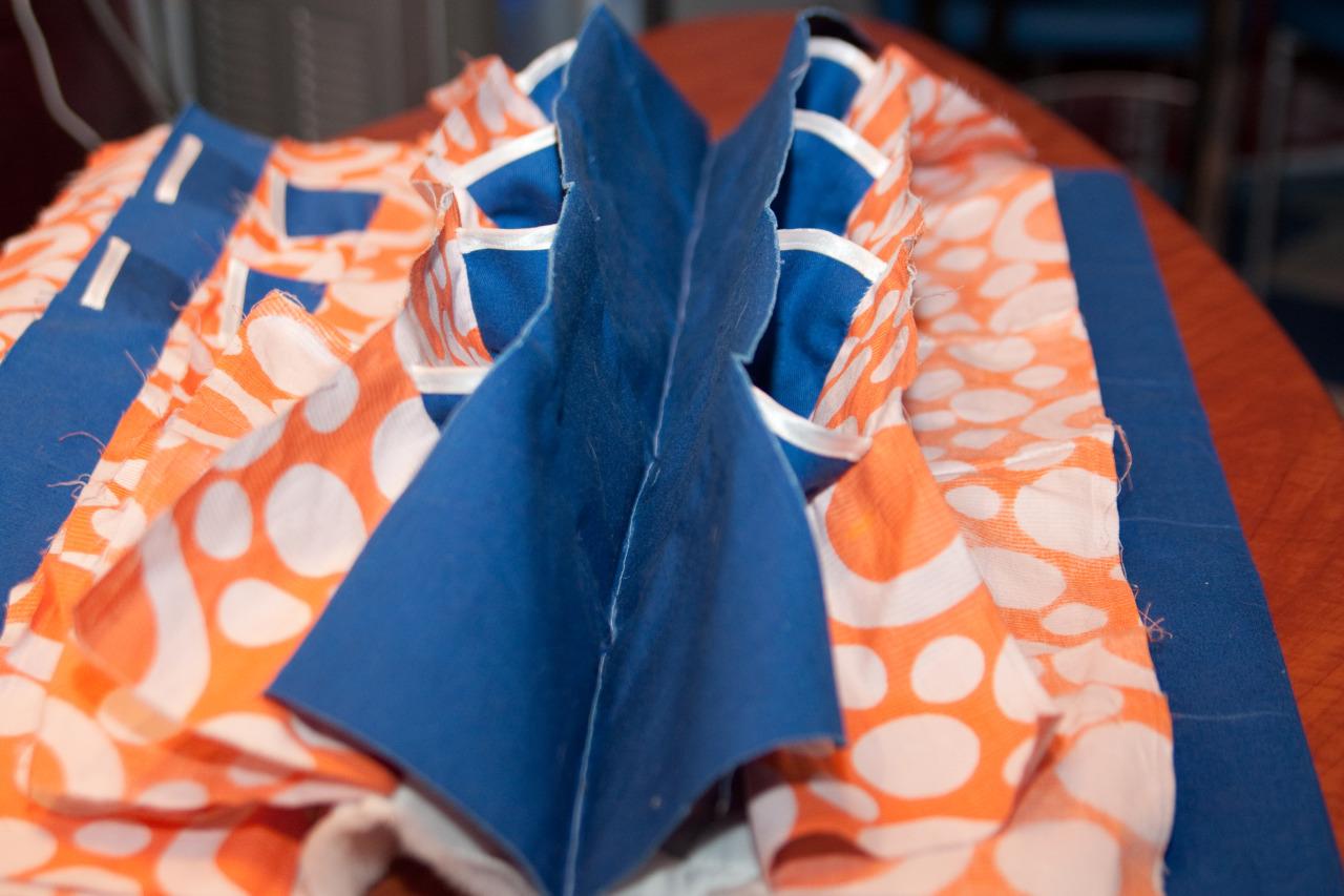 Как сделать органайзер для нижнего белья, своими руками? 5