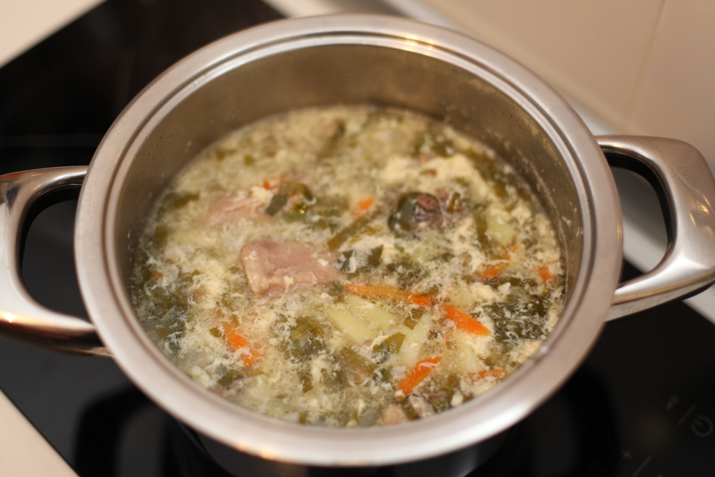 Как варить солянку суп на ребрышках рецепт с пошагово