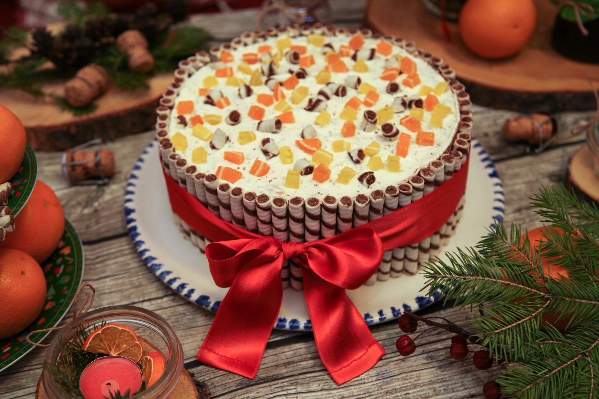 Чем украсить торт в домашних условиях айсинг