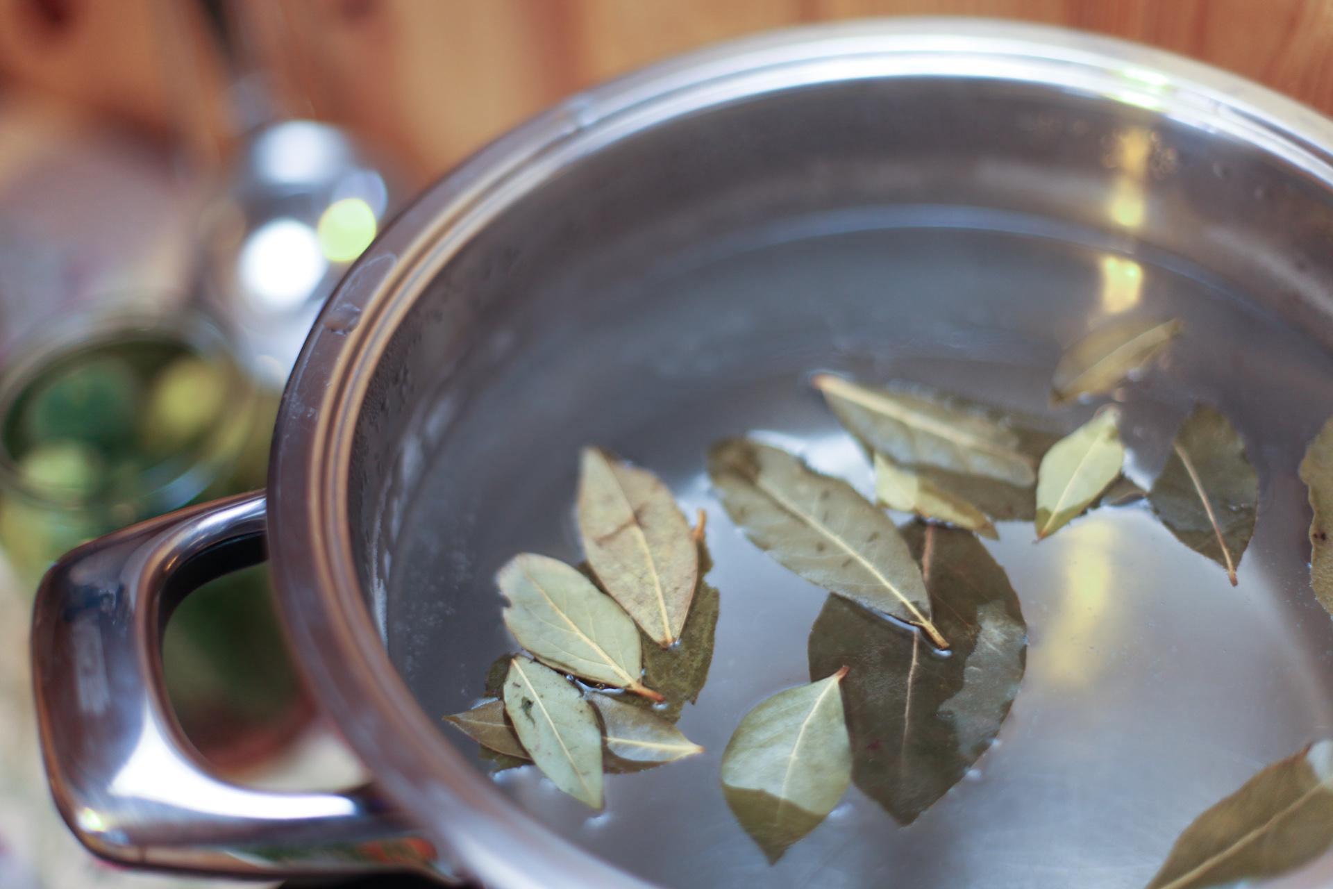 Как приготовить отвар с лаврового листа от