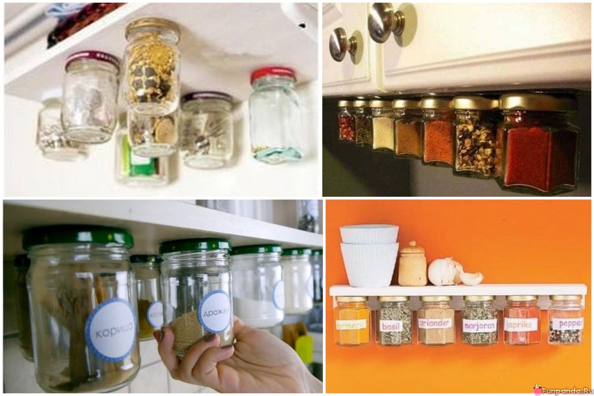 15 способов организации специй - Home Life Organization 76